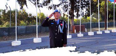 我在塞浦路斯维和|蓝盔使命