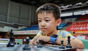 廊坊市第一届智力运动会国际象棋比赛圆满成功