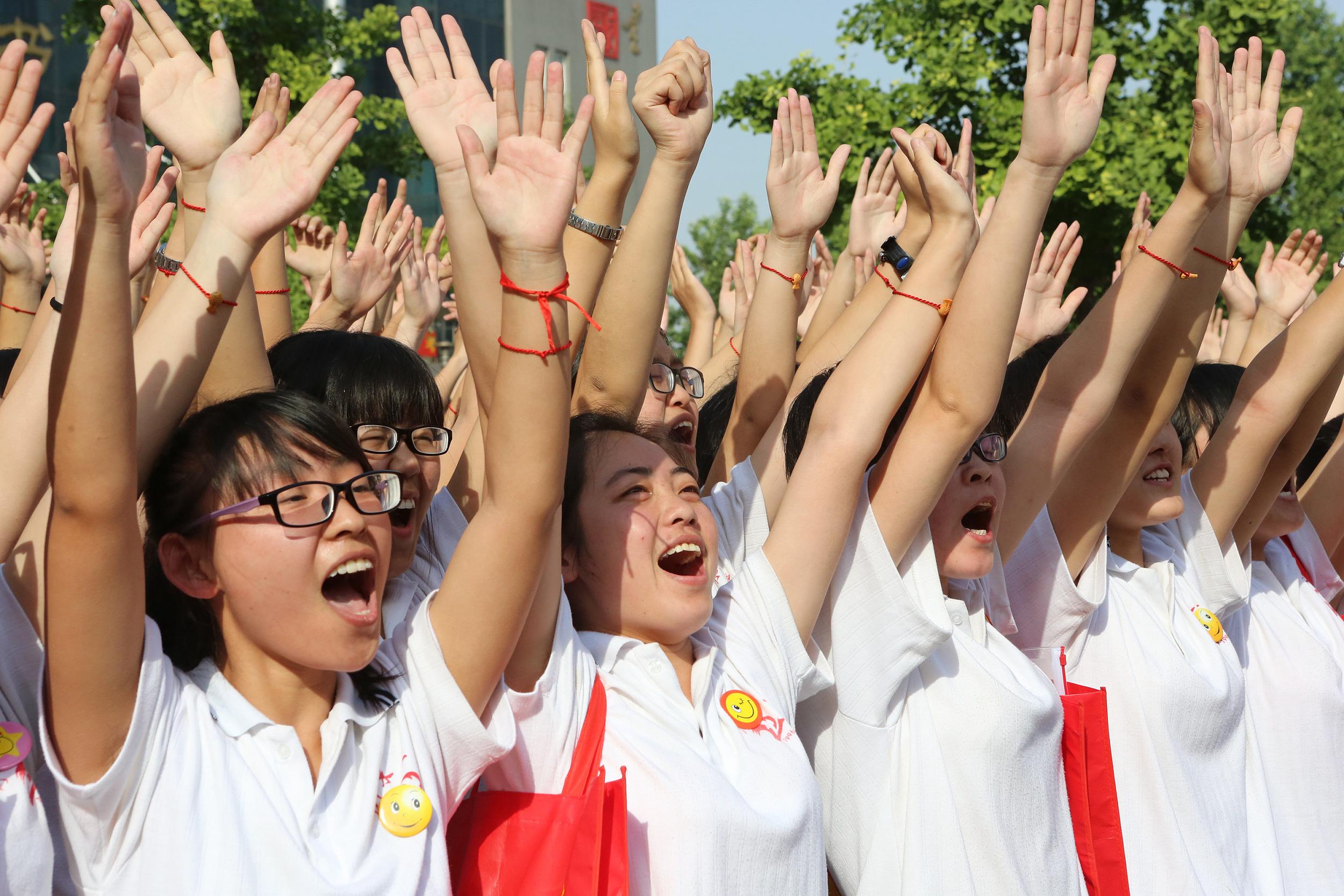 21日至22日衡水市57643名学子将参加中考