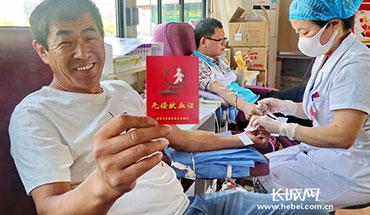让血液更安全 去年秦皇岛市无偿献血3.02万人次
