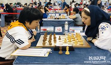 2019年亚洲国际象棋个人锦标赛在河北沙河落幕