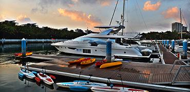 海南簡化游艇入境手續 對港澳游艇便利監管