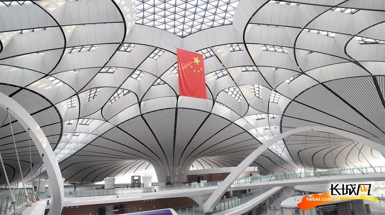 【高清组图】北京大兴新机场验收在即,看看内部长啥样?