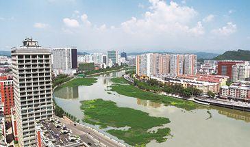承德市强化生态治理加快绿色发展