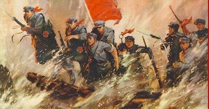 突破!突破!——中央红军长征过粤北启示