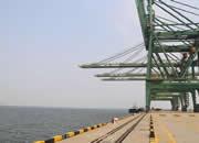 微视频|瞰天津港