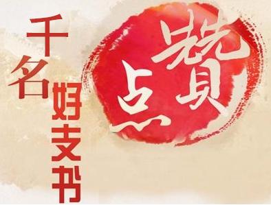 """河北省""""千名好支书""""拟表彰对象公示"""
