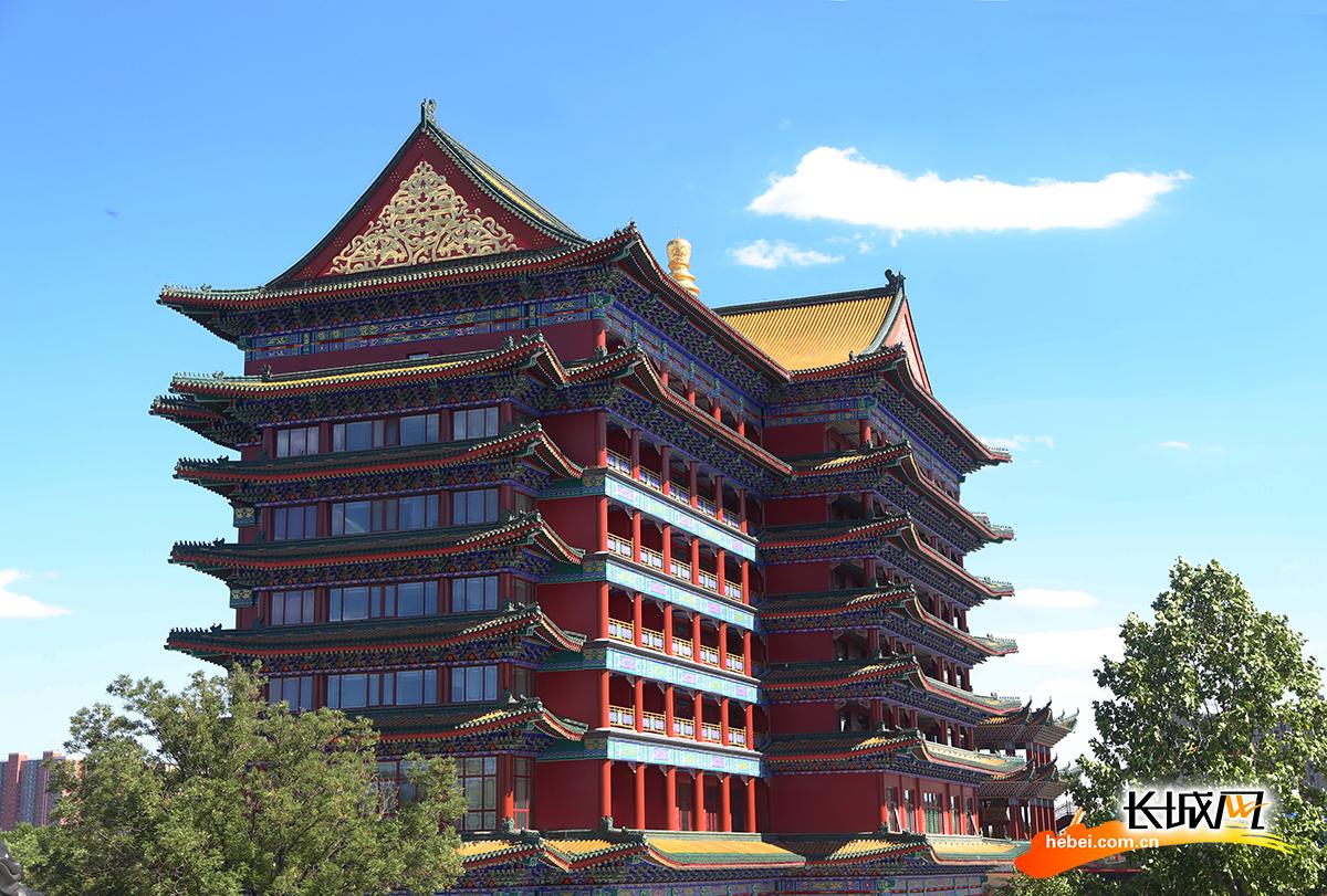 【高清组图】中信国安第一城打造京津冀文化协同发展示范区