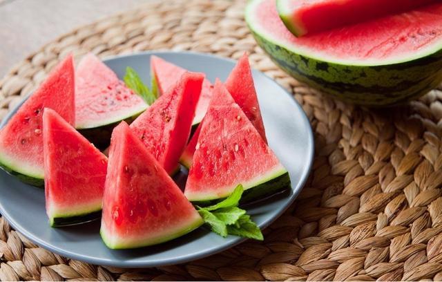 生津止渴食物 夏天有必要吃一吃