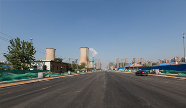 唐山市政路网项目集中竣工