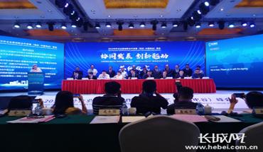 保定举办中外企业家创新合作发展峰会