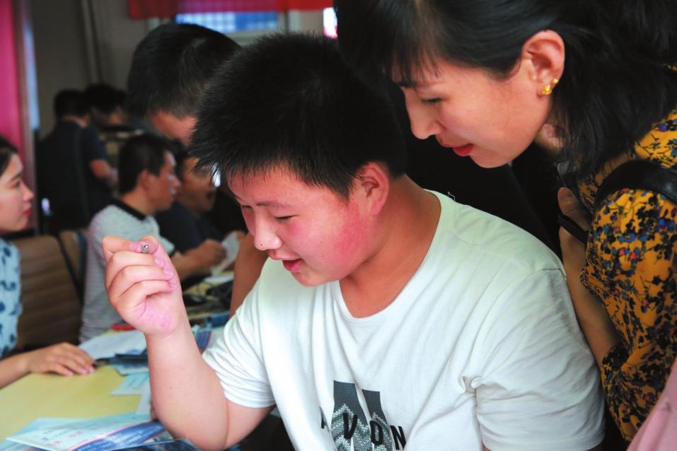 职业教育:邯郸中考生的又一选择