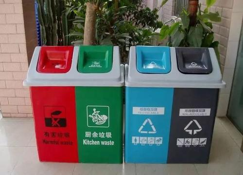 垃圾分类也要从源头减负