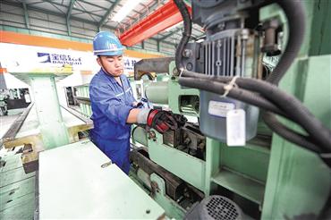 霸州市:以新旧动能转换促产业结构优化升级