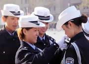 视频|没错!她就是邯郸女子交警的领路人!