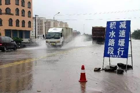 进入汛期,唐山哪些路段易积水?都为你总结好了!附涉水行车攻略