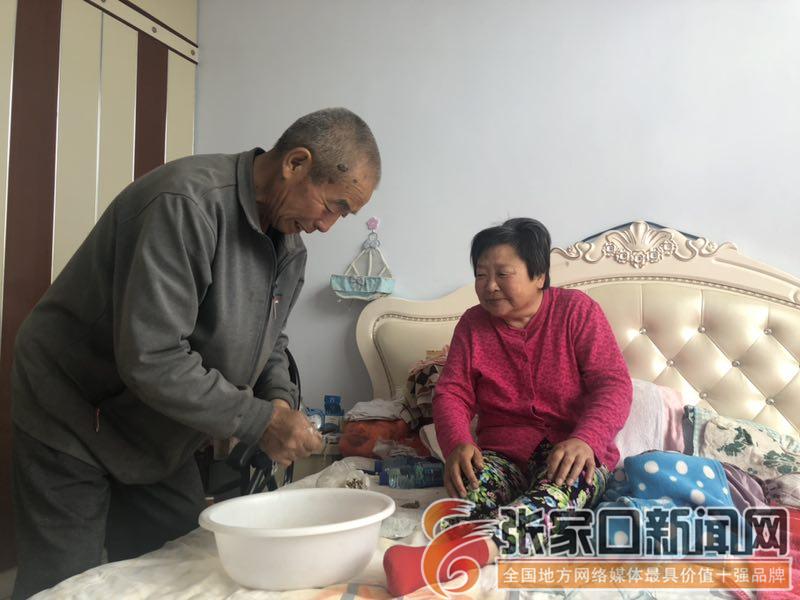 古稀老人任福海捐款16万元惠家乡