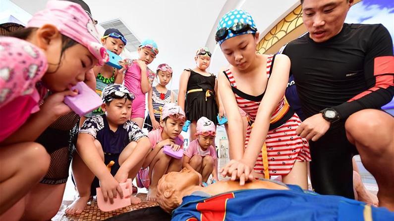 河北滦州:安全记心间 平安度暑假