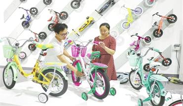 广宗:推动自行车产业做大做强
