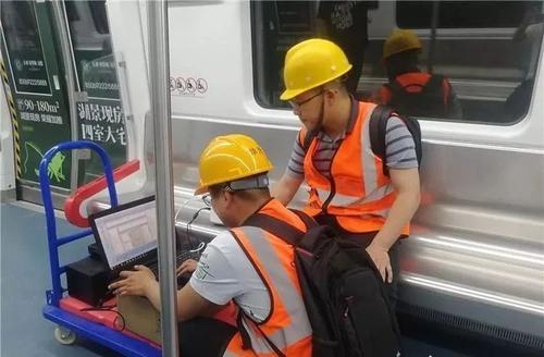 省会地铁率先在全国实现双漏缆5G网络覆盖