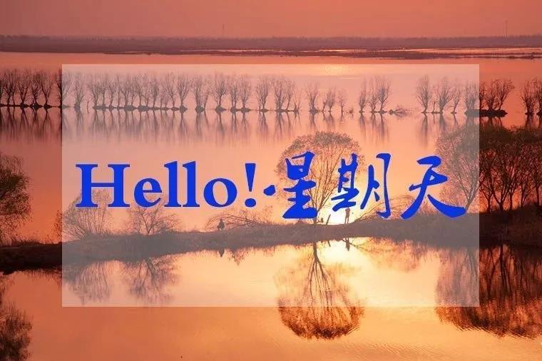 Hello!星期天丨@衡水人 上周你错过了哪些大事?快来看看吧~