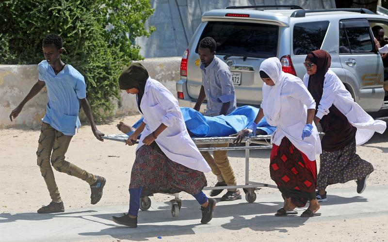 索马里汽车炸弹袭击事件