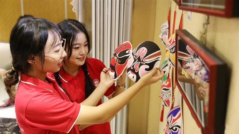 河北石家庄:暑期乐享非遗文化