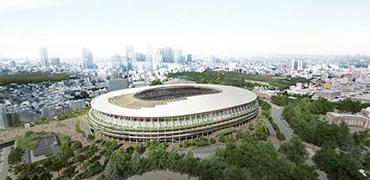 东京奥运主场馆接近完工 酒店一房难求