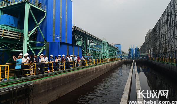 2019散货码头生态环境保护技术与经验现场交流会在黄骅港召开