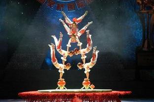 第十七届中国吴桥国际杂技艺术节10月25日开幕