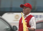 视频|74岁交通志愿者代树程:看到国家强大,想再做点事儿