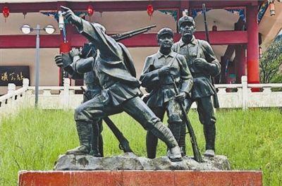 红军北上,朝着胜利的方向(壮丽70年 奋斗新时代·记者再走长征路)