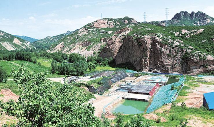 推進水利工程建設 提高蓄水固本能力