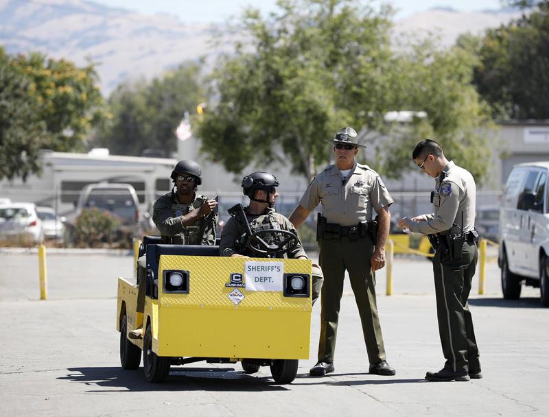 北加州大型活动安保严格