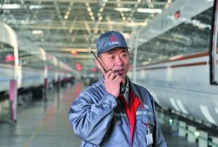 """张健:让高铁""""飞""""起来的人"""