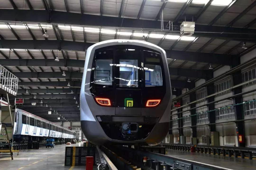 石家庄地铁2号线一期工程2020年开通