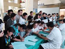 河北省血液中心组织开展血液应急保障演练