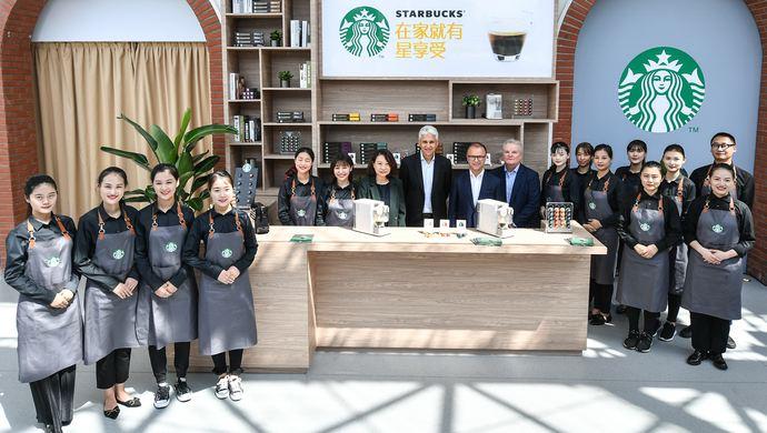 雀巢星巴克聯手開拓中國家用咖啡市場
