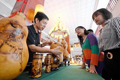 河北廊坊舉辦首屆文化旅游產業發展大會