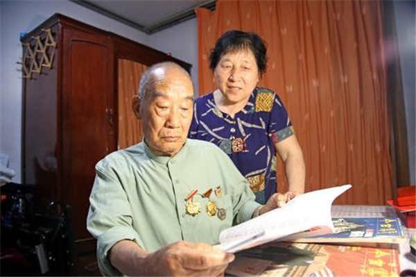 邯郸90岁老党员:一生参加革命、至今初心难忘