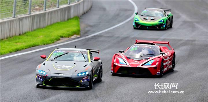 2019 China GT中国超级跑车锦标赛秦皇岛站开赛