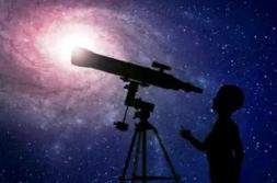 """地球可變身""""望遠鏡鏡頭"""""""