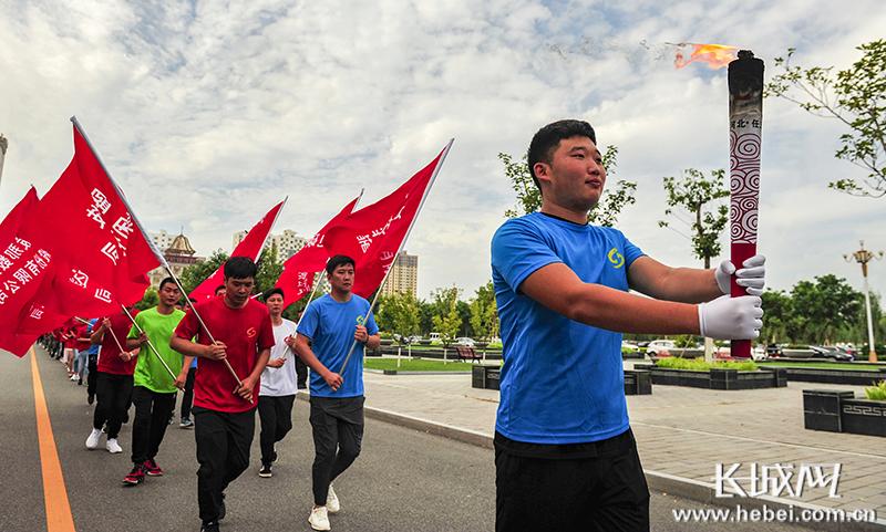 任丘市举办第四届中国创新挑战赛活动