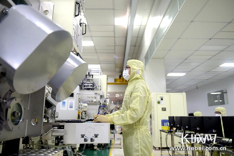 上半年河北省高新技术产业增加值同比增长15.4%