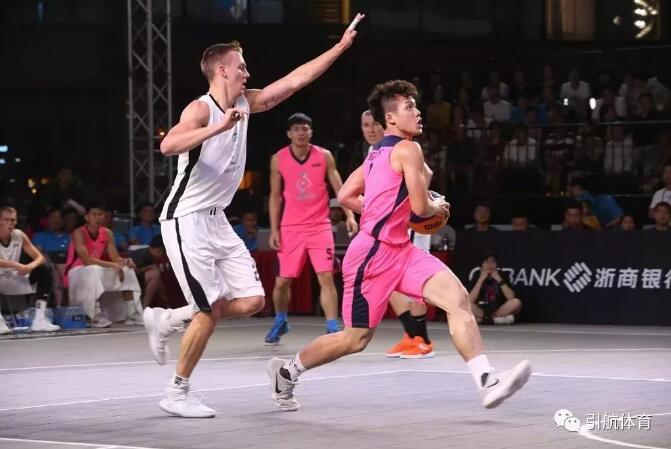 又一大型国际三人篮球赛事袭来