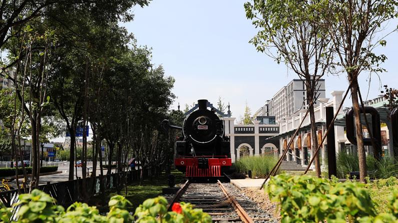 北京:五路居京门铁路公园月底开园