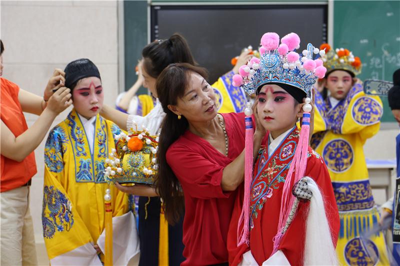 邯郸:乡土文化润暑假