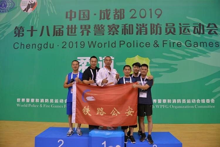 喜讯!两项国际赛事 邯郸人夺冠军