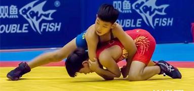 河北摔跤产生28名青年国家一级运动员
