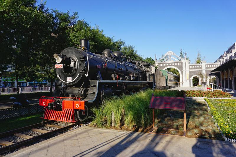 京门铁路主题公园正式开园